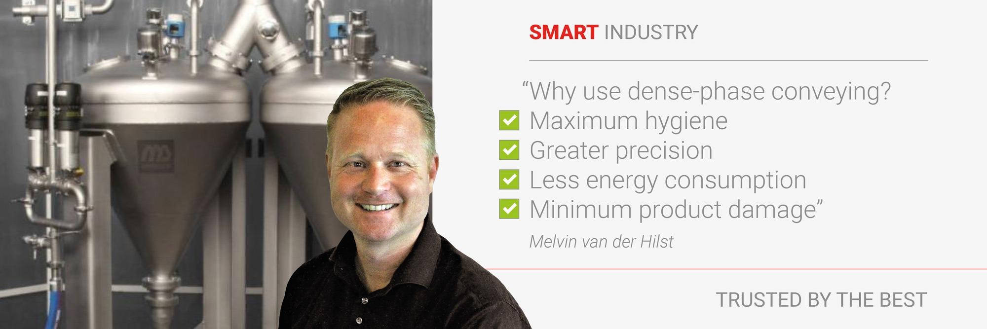 Smart Industry special - quote Melvin