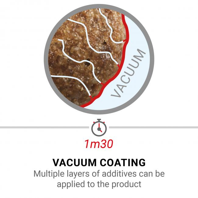 Vacuum coating